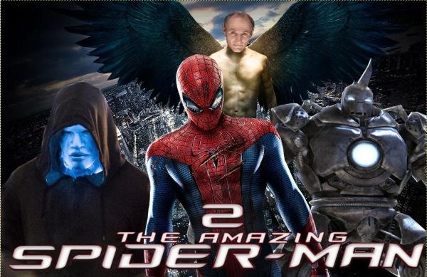 Nonton Film The Amazing Spider-Man 2 (2014)